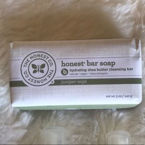 The Honest Company Co Vegan Bar Soap